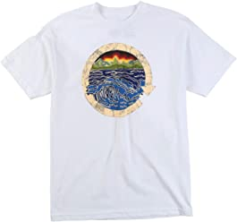 LRG Mens Wavy Cycles T Shirt