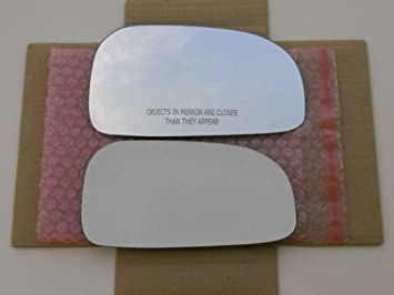 New Door Mirror Glass Replacement Passenger Side For Hyundai Santa Fe 01-06