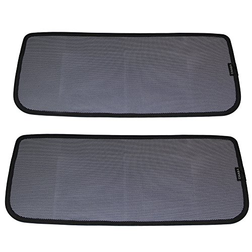 Topfit Falcon Wing Sunshades for Model X (2 of Set)