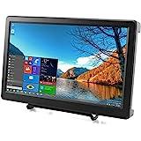 Elecrow 10.1 Inch Raspberry Pi Screen 1920X1080p HDMI VGA Portable Monitor IPS Gaming Screen Compatible with Raspberry Pi 4B/