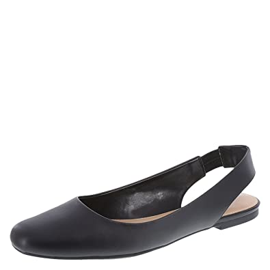 4402337cd9f Christian Siriano for Payless Women s Bette Slingback Flat  Amazon.co.uk   Shoes   Bags