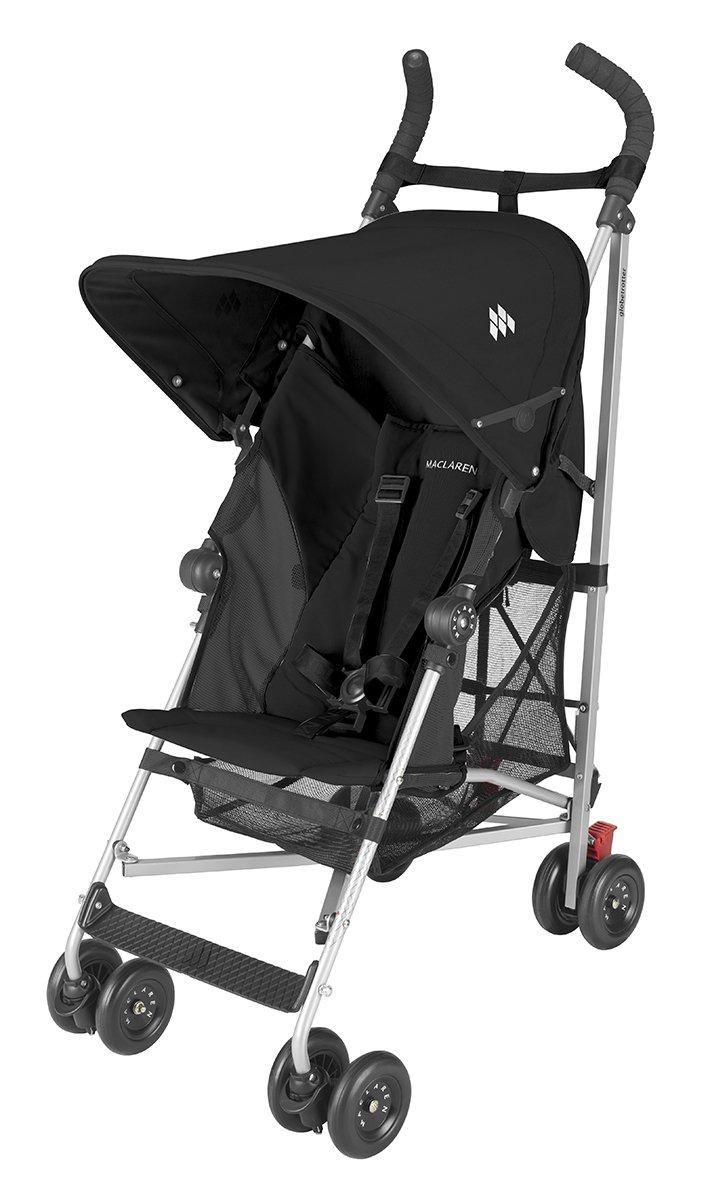 Maclaren Globetrotter - Silla de paseo, color negro