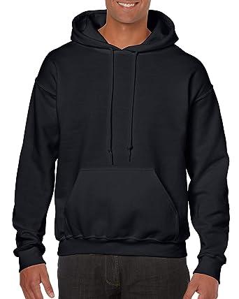 208c2a0a933b6f Gildan Heavy Blend Hooded Sweatshirt  Amazon.co.uk  Clothing