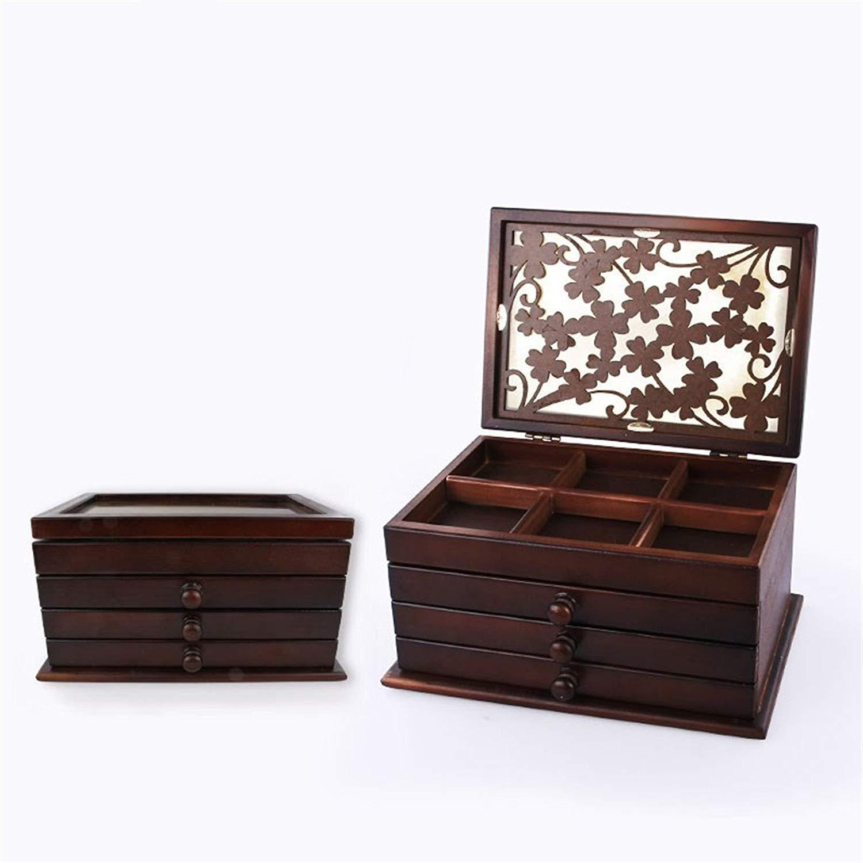 Amazon.com: Caja de regalo de madera unisex para recién ...