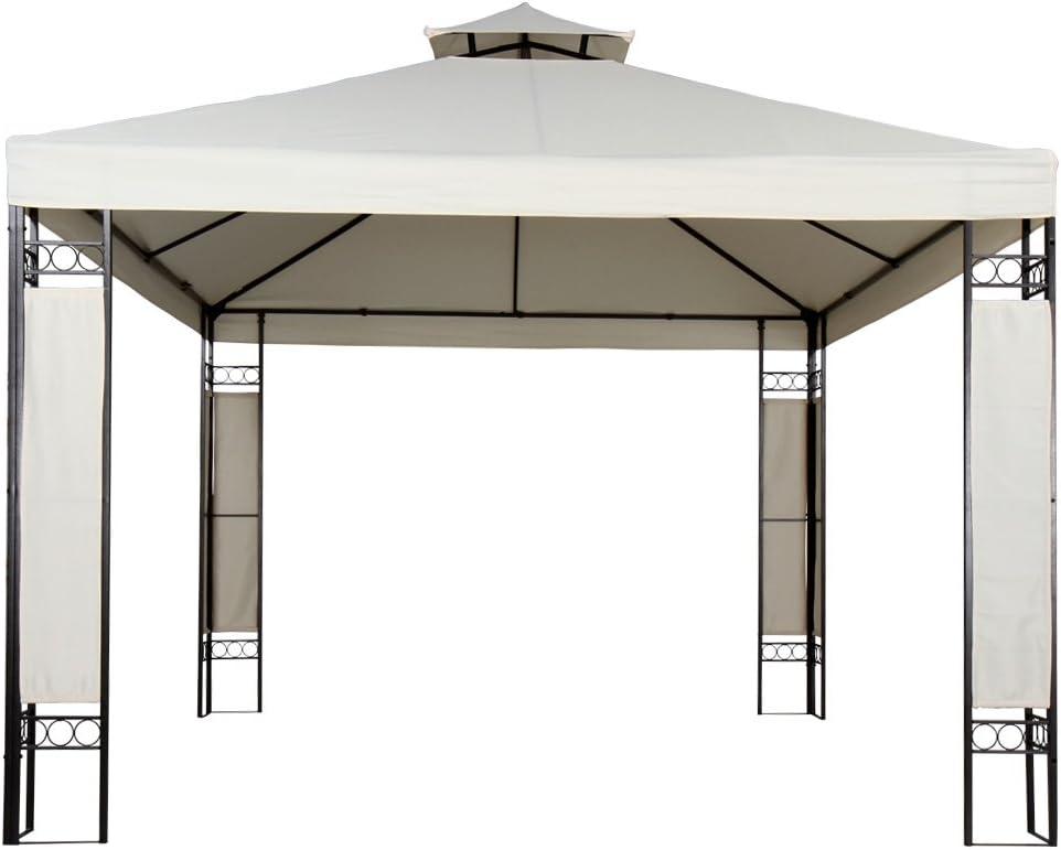 Miadomodo Carpa jardín para Exterior Parasol 3 x 4 m Color a ...