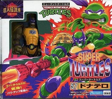 Las tortugas mutantes superman leyenda gallina Súper 57 ...