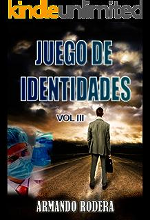Juego de identidades - Volumen 1 (Aventuras de Thomas Anderson)