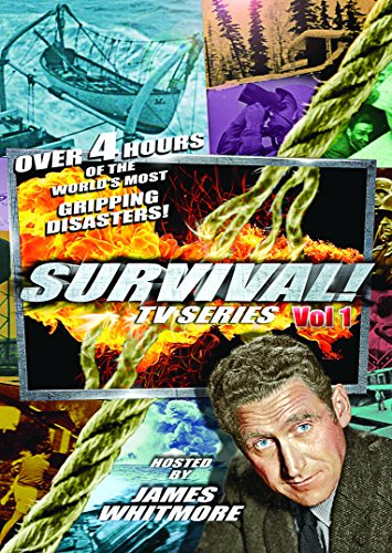 DVD : Survival TV Series Collection (Full Frame)