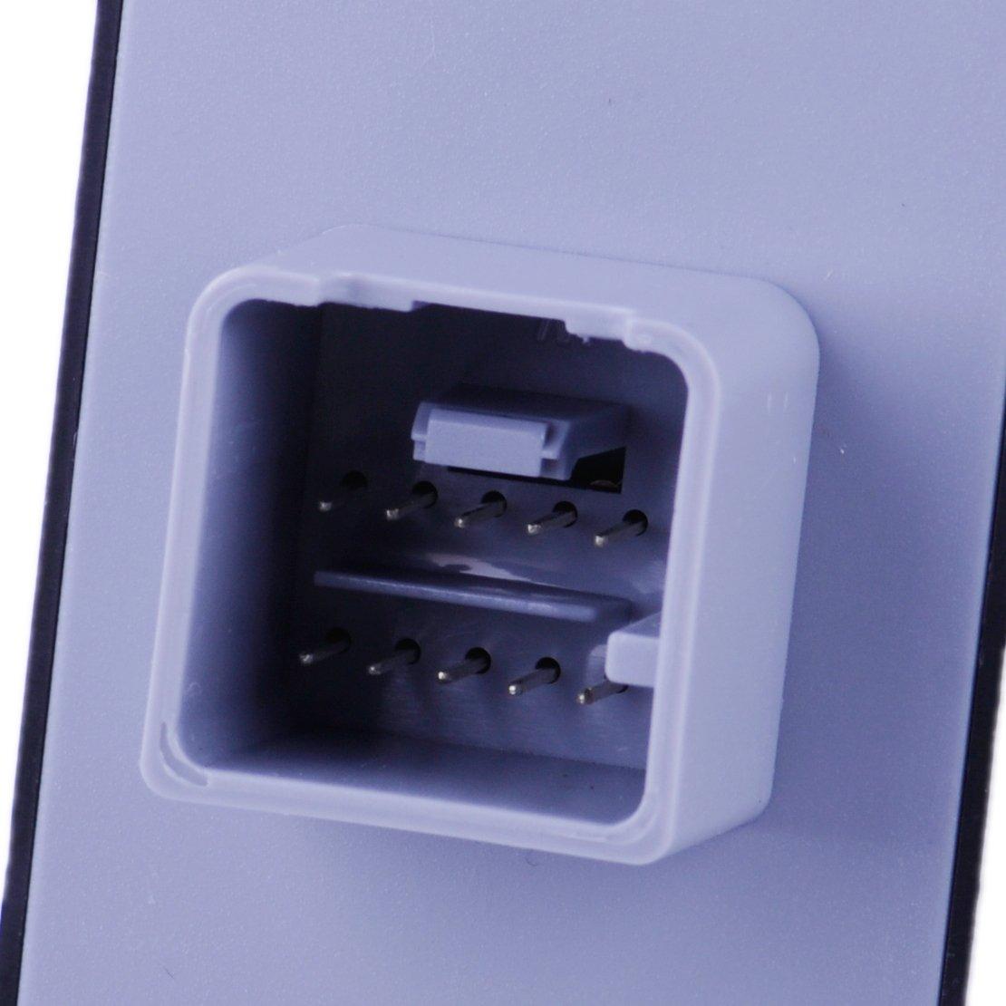 beler Links Seite Power Master Fenster Schalter 3C8959857