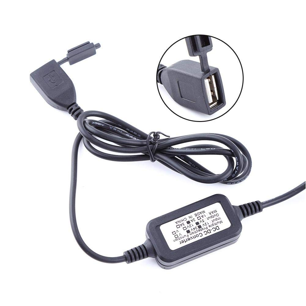Dc To Converter 5v 2a Power Adapter Step Down Multi Output Supply Module 12v 24v Transformer Car Usb Charger For Cell