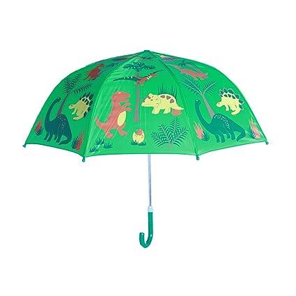 JINZA Paraguas de niño Paraguas de niño/Paraguas pequeño 3-8 ...