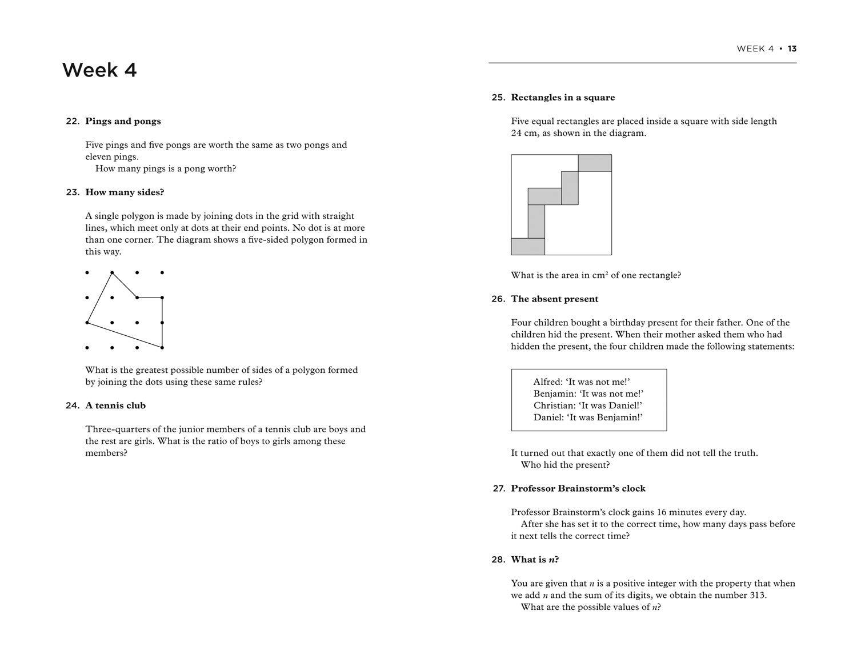 The Ultimate Mathematical Challenge: Amazon co uk: The UK