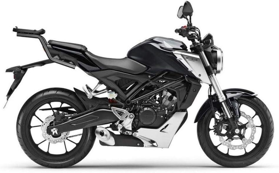 Color Negro Unisex Shad H0CN18ST Soporte de Brazo para Honda CB 125//300 R para Todo el a/ño
