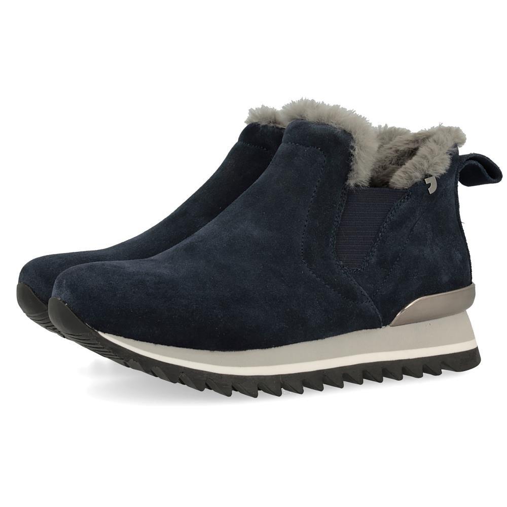 Gioseppo 41099-p, Zapatillas para Mujer 41 EU|Azul (Marino 41099-p)