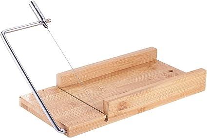 Wood Beveler Planer Wire Slicer Cutting Soap Candle Loaf Mold Making Cutter