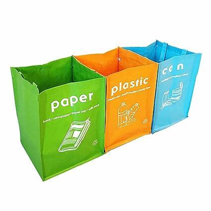 Resistente al agua por separado bolsa de reciclaje residuos ...