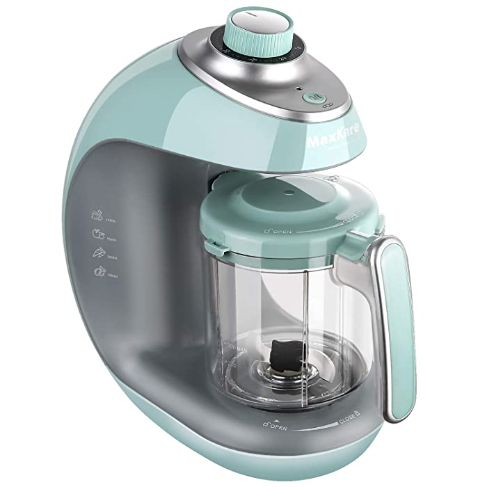 The Best Nuk Cook And Blend Baby Food Maker