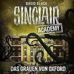 Das Grauen von Oxford (Sinclair Academy 5)