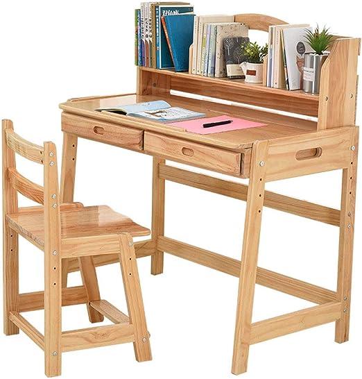 Juegos de mesas y sillas Mesa de Estudio para niños. Mesa de ...