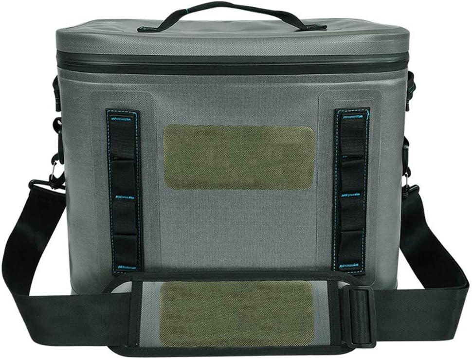 大きい絶縁されたより涼しい袋の方法携帯用実用的な、屋外のピクニックキャンプのために防水20L断熱