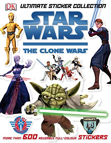 Star Wars: the Clone Wars Ultimate Sticker Collection