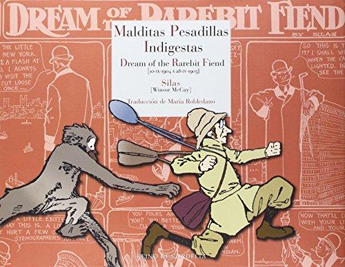 Descargar Libro Malditas Pesadillas Indigestas. Planchas Completas 1904-1906 Winsor Mccay