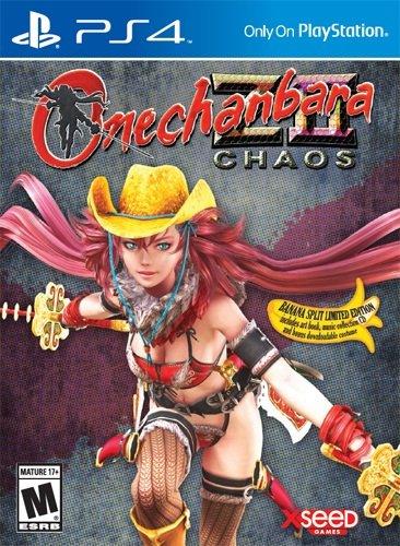 Onechanbara Z2: Chaos - PlayStation 4 (Samurai Bikini Squad Onechanbara)