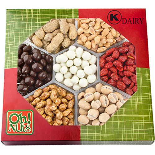 Valentines-Day-Nuts-Gift-Basket-Gourmet-Valentine-Food-Box-Peanuts-Variety-Assortment-Send-a-Prime-Tray-for-Man-Woman-Families-for-Mothers-Day-Birthday-or-as-a-Get-Well-Unique-Idea-Oh-Nuts