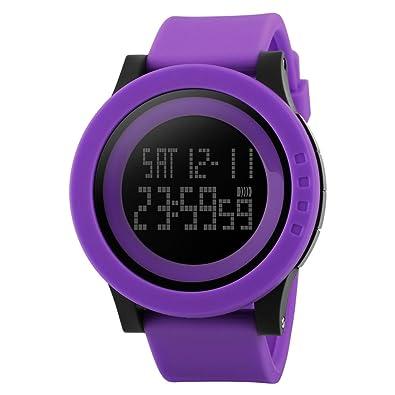 iWatch Hombre Reloj de pulsera 50 m resistente al agua