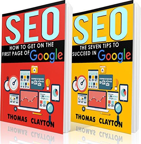 SEO: Seo Bible & Tips - Google, Bing, Yahoo! - 2 Manuscripts + 1 BONUS BOOK (Keywords, Tools)