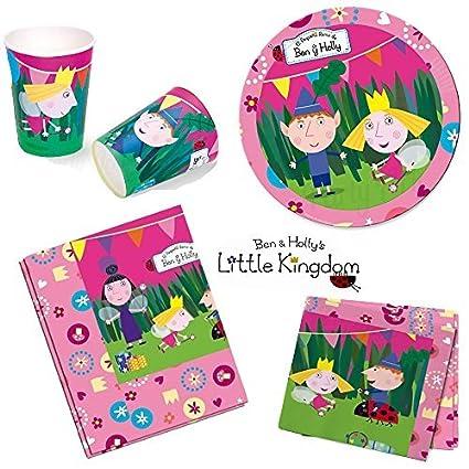 Amazon.com: Ben y Holly s Little Kingdom esencial Kit de ...