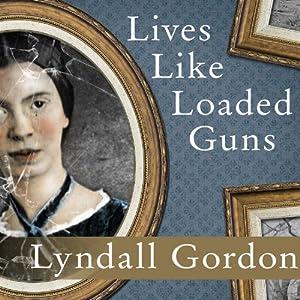 Lives Like Loaded Guns Audiobook