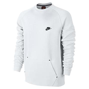 Homme Fleece Tech 1mm Shirt Pour Nike Sweat Crew JcTlF1K