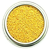 Dualspices Mustard Seed Yellow 1 Pound