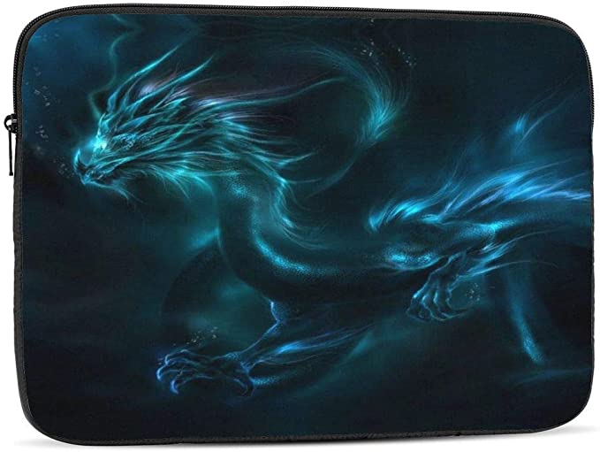 Life in The Ocean Drawing 15 Inch Protective Laptop Sleeve Ultrabook Notebook Carrying Case Compatible with MacBook Pro MacBook Air Tablet Briefcase Bag