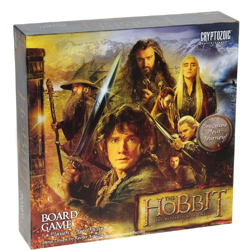 The Hobbit: Desolation of Smaug Board Game – LOTR