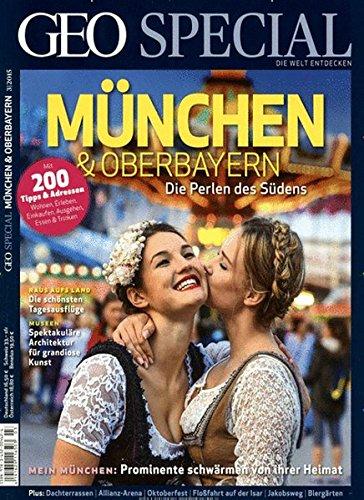 GEO Special / GEO Special 03/2015 - München