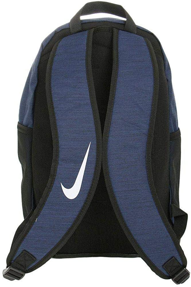 Nike Nk Brsla M Bkpk, Zaino Uomo Blu (Midnight Navy/Nero/Bianco) nB50f