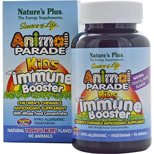 Natures Plus Booster Natural Tropical product image