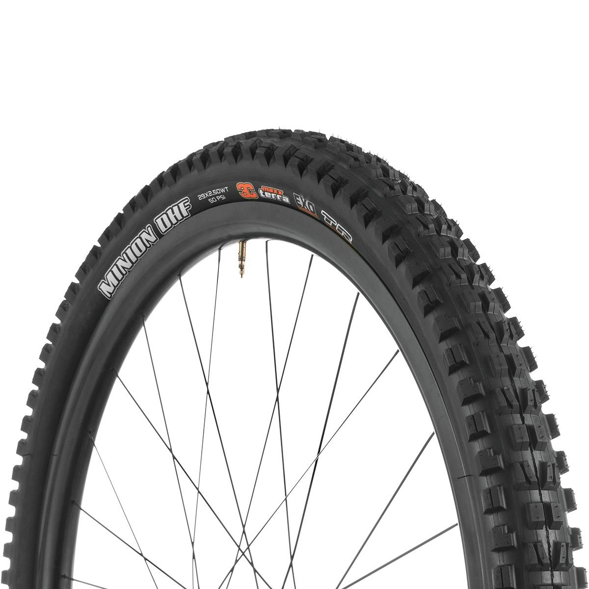 Maxxis Minion DHF Wide Trail 3 C/Exo/Trタイヤ – 29 in B07CRP4K183C/EXO/TR 29x2.5