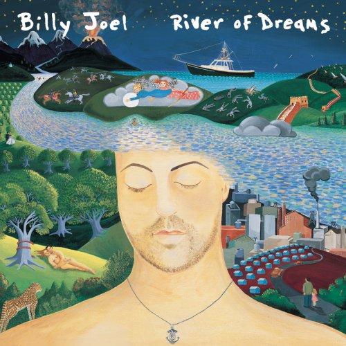 CD : Billy Joel - River Of Dreams [Remastered] [Enhanced] (Enhanced, Remastered)