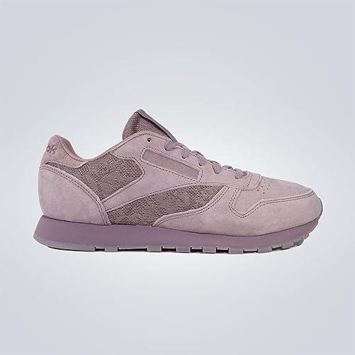 Reebok Classic Leather Lace, Zapatillas para Mujer: Amazon.es: Zapatos y complementos