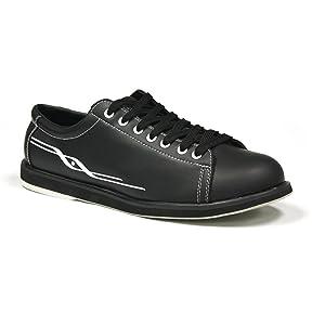 Pyramid-Men's-Ram-Black-Bowling-Shoes