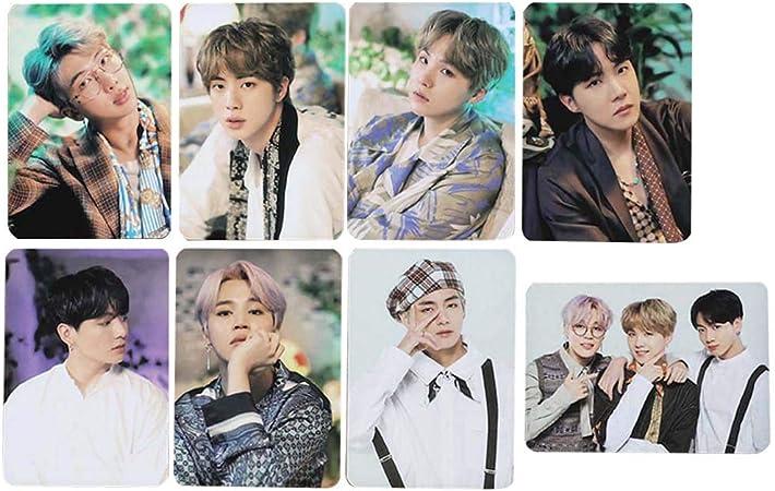 Youyouchard Kpop BTS Bangtan Boys 2019 5TH Muster BTS Tarjeta ...