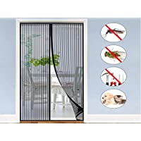 Magnetisch vliegenscherm deuranlising magnetisch gordijn voor balkondeur premium deurscherm gaas gordijn volledig frame…