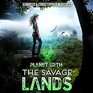 The Savage Lands Audiobook
