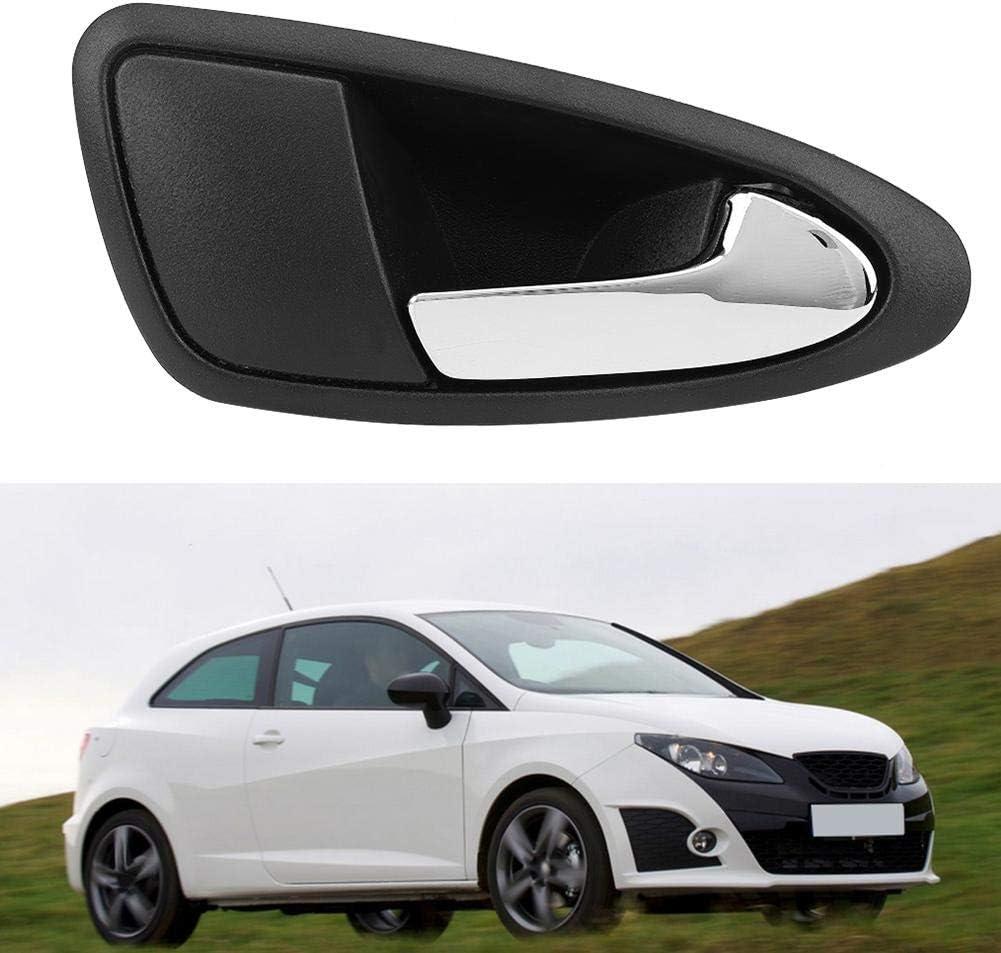 La maniglia della portiera anteriore destra interna per auto si adatta alla sostituzione di Seat Ibiza 2009-2017 6J1837114A