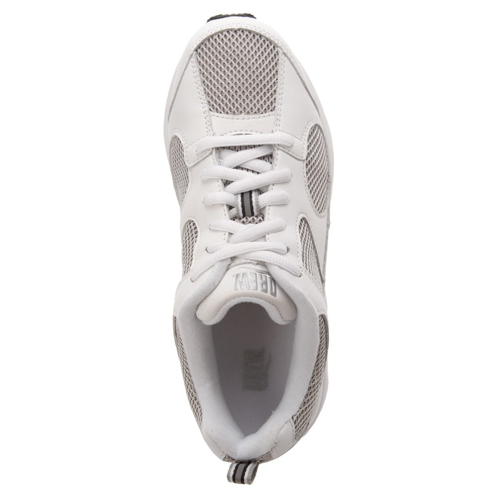 Drew Shoe Women's 9 Flash II Sneakers B00AASI1RG 9 Women's W US|White / Gray 8cbf34