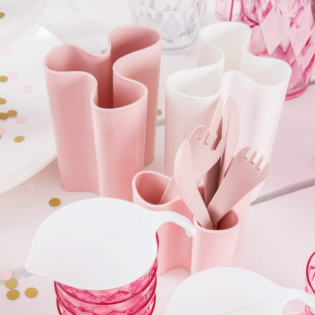 Koziol Clara L Photo Print Powder Pink