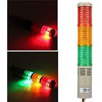 Luz de advertencia LED 220V DC Máquina